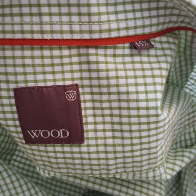 Kemeja Wood For Men