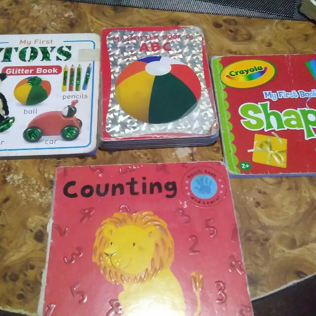 Learning Books For Kids