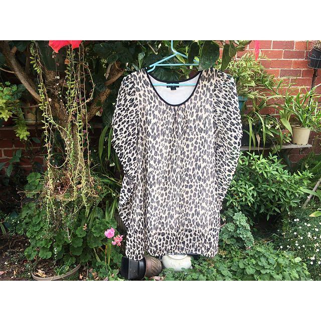 Leopard Tunic ✨💕