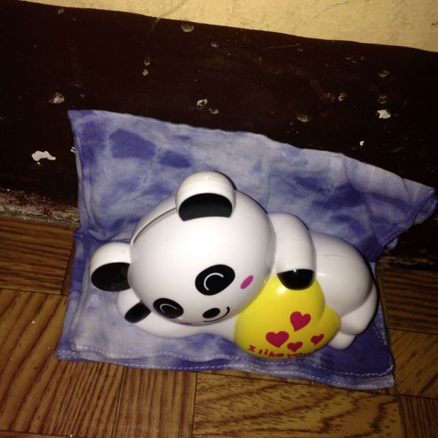 Little Panda Coin Bank