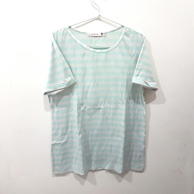 Loose Stripe T-shirt