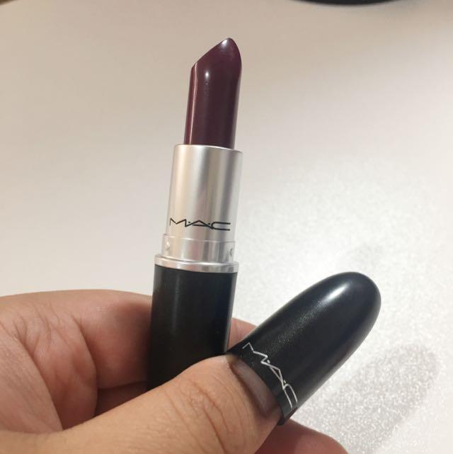 MAC AUTHENTIC Satin Lipstick REBEL