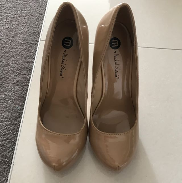 Michael Antonio Nude Pump