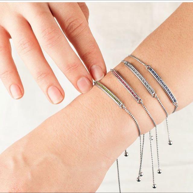 Michael Hill Silver Bracelet