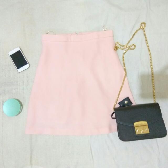 Mini Skirt (Rok) Pink