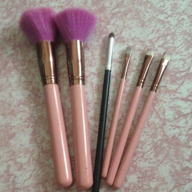 moonkini brush set