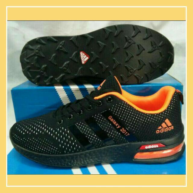 Nike Flyknit \u0026 Adidas GALAXY, Men's