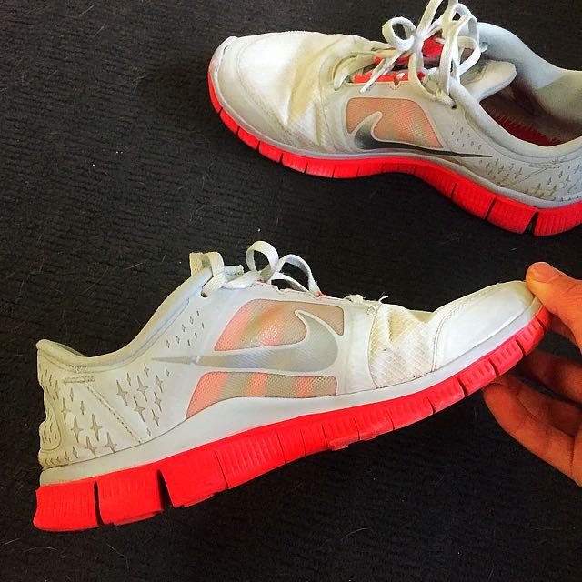 Nike H20 Repel Free Run 3