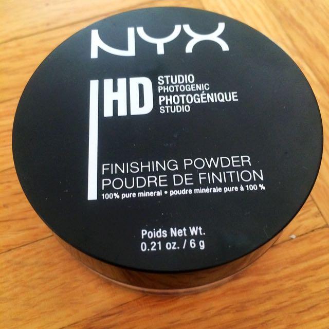 NYX Setting Translucent Setting Powder
