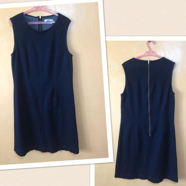 Oasis Denim Dress