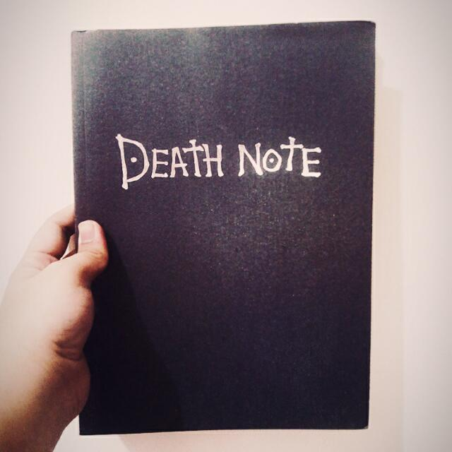death note 2017 tpb