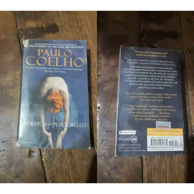 Paulo Coelho's The Witch Of Portobello