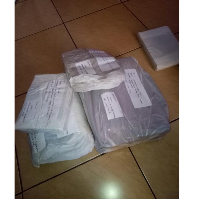 Pengiriman Paket Tgl 9 Maret