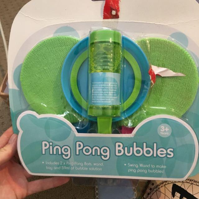 Ping Long Bubble