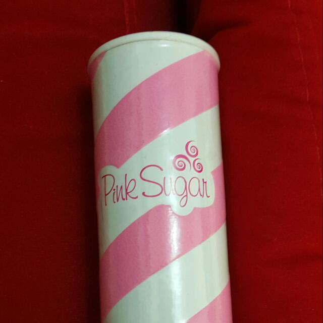 Pink Sugar By Aquolina Eau De Toikette Spray 3.4oz (100ml)
