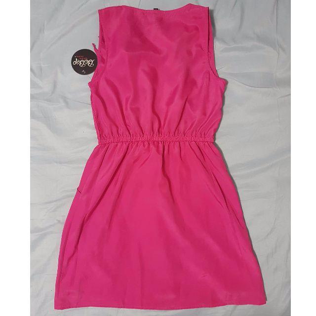 Pink/Fuchsia Bebop Dress Size M