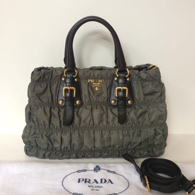 Prada Bag Auth