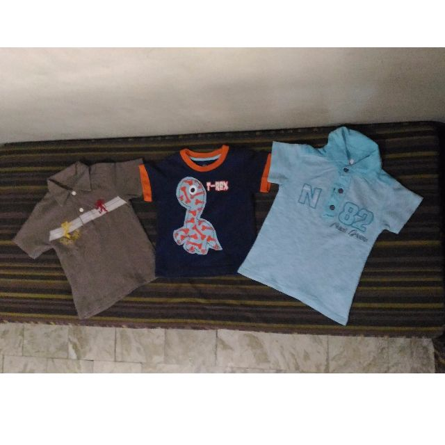 Pre-loved / Used Kids (Boys) Shirts #5