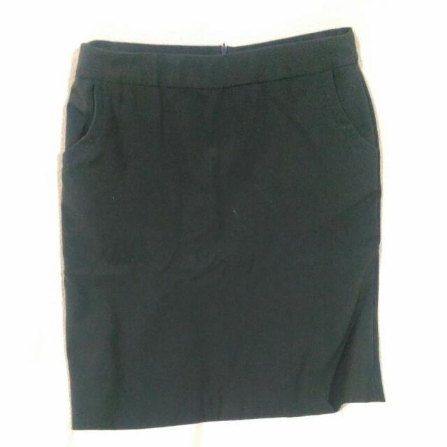 Pre-loved PD&Co. Office Skirt