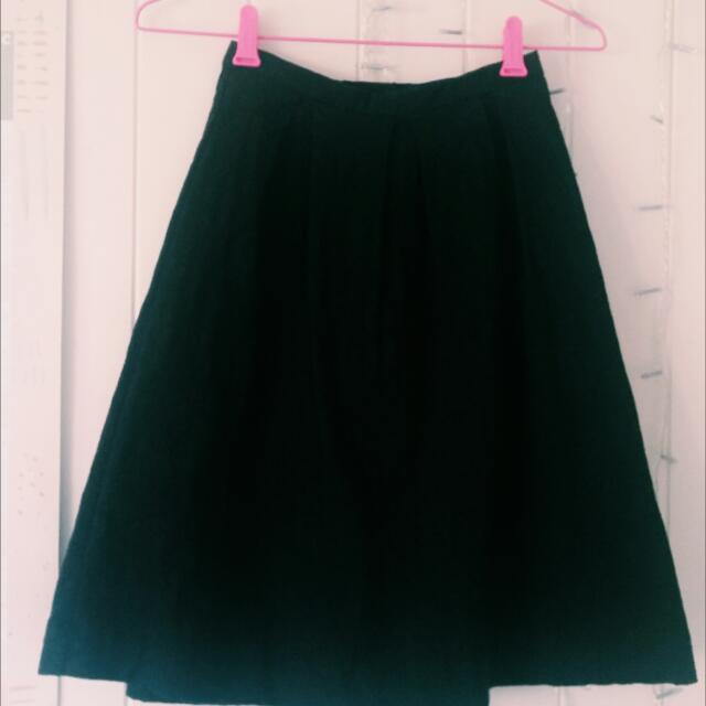 Princess Highway Pleated Skirt