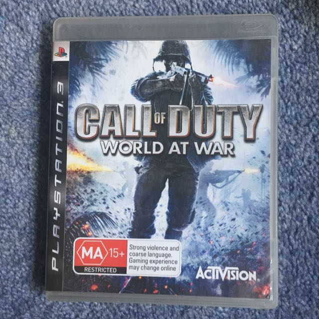 PS3 COD Game