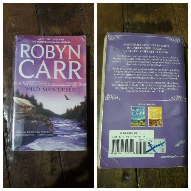 Robyn Carr Wild Man Creek