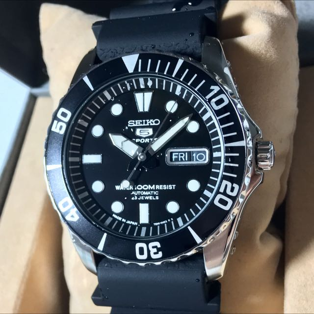 Seiko 5 精工5號 日本製 Made In Japan