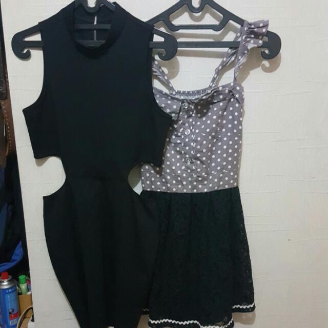 Set Forever 21 Dress