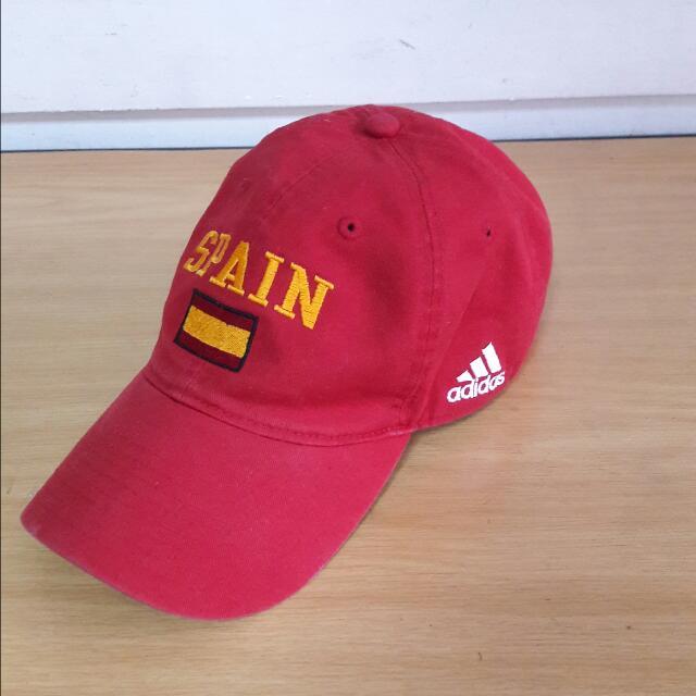 Spain Adidas Cap