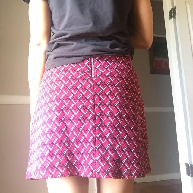 Sportsgirl A Line Skirt
