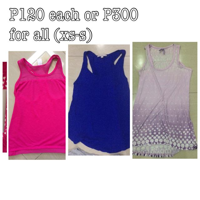 Sporty Tops From us