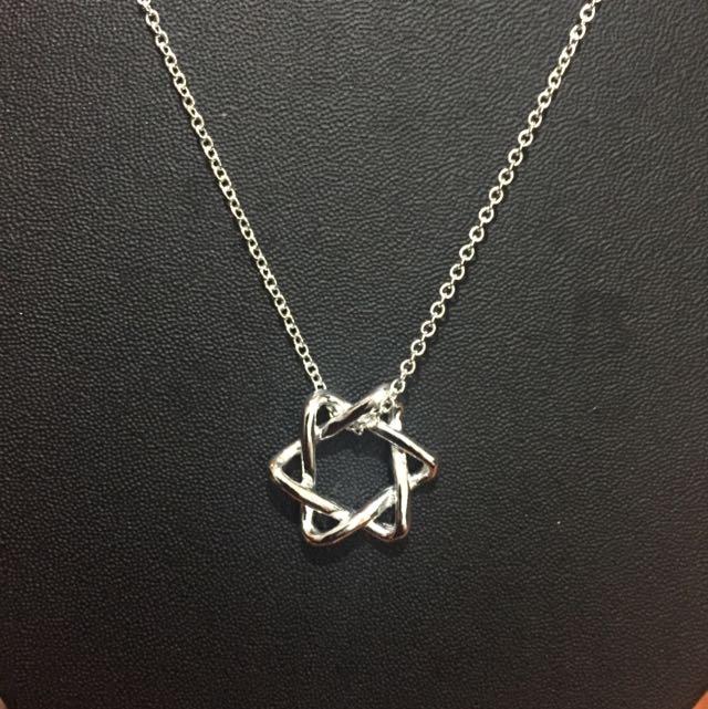 Star Pendant Chain