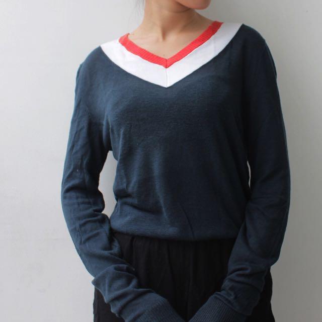 Sweater Rajut Halus Hnm Original
