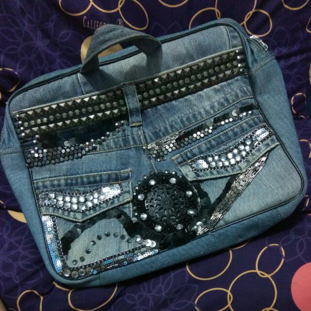 Tas Laptop / Laptop Case BlueJeans