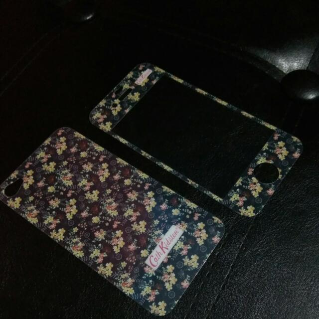 Tempered Glass Cath kidston Iphone 4