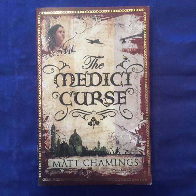 """The Medici Curse"" - Matt Chamings"