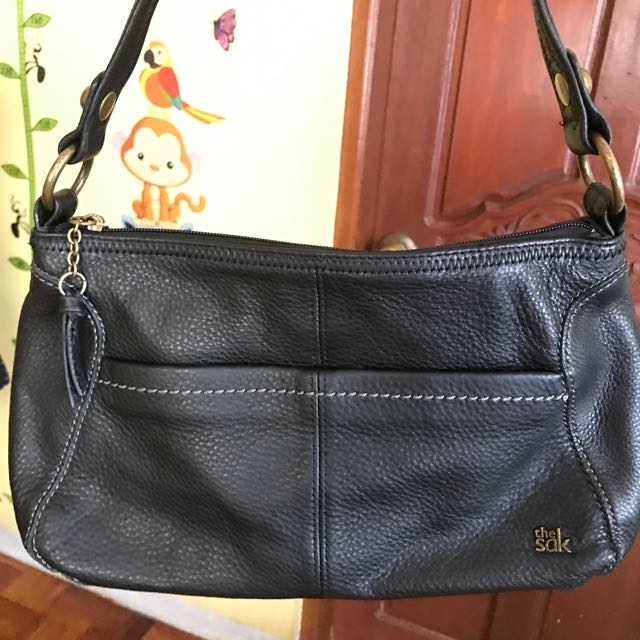The Sak leather bag