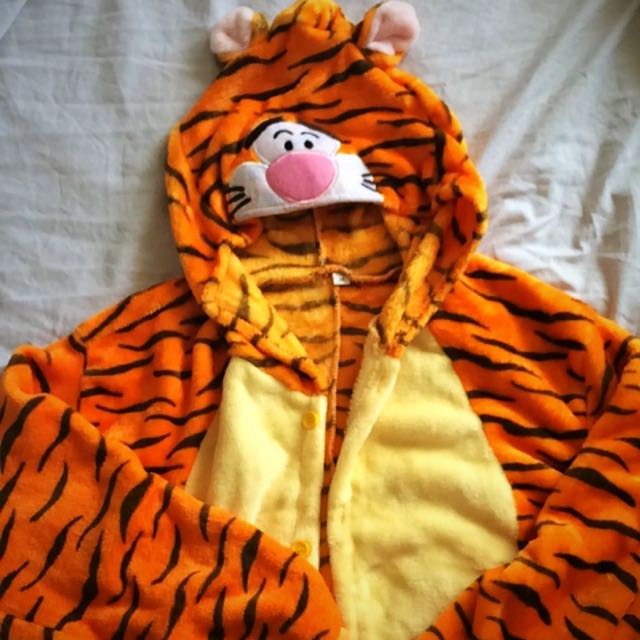 Tigger Onesie Size Small