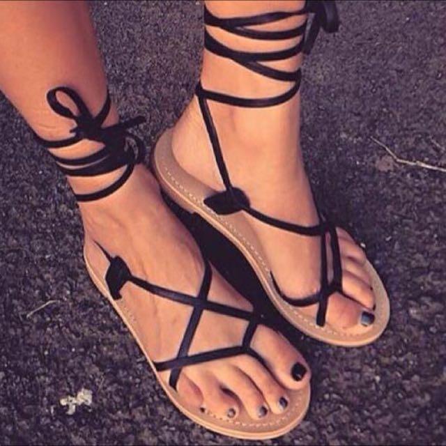 Tony Bianco Taja Sandals