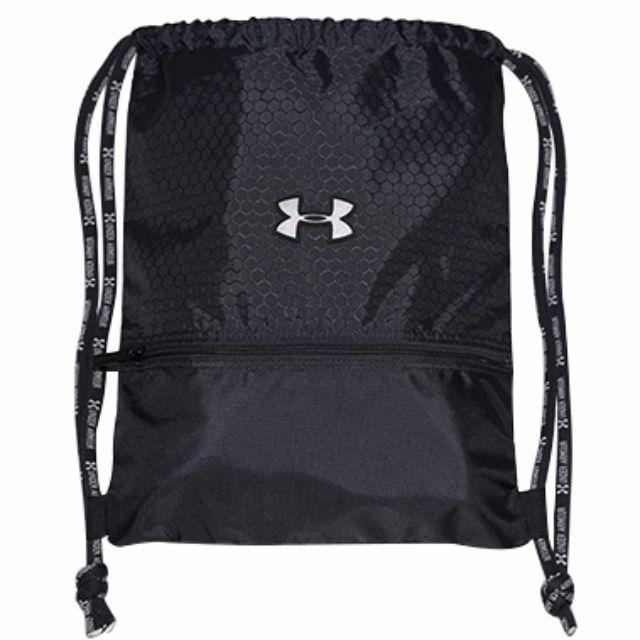 0f1c877d45 UA Drawstring Bag - Under Armour Waterproof Drawstring Bag ☆ Sports ...