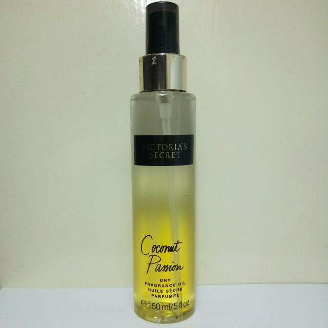 Victoria's Secret Dry Fragrance Oil