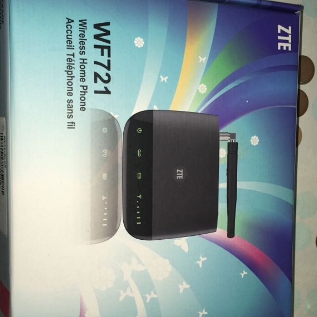 Wireless Home Phone And Internet