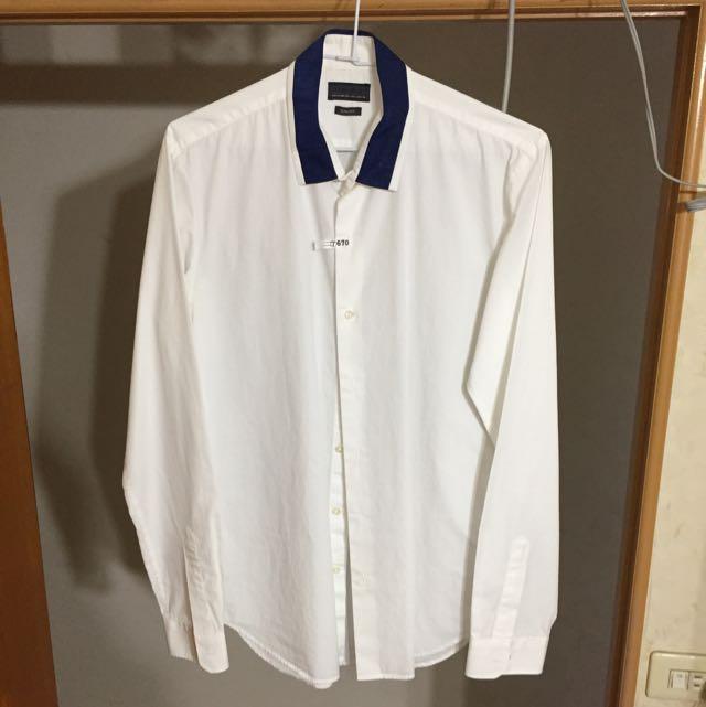 ZARA 長袖襯衫