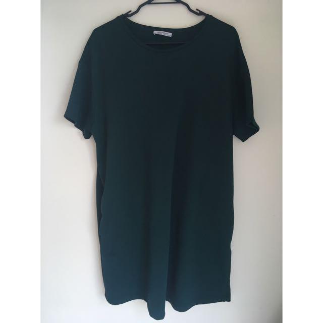 Zara Dress Top
