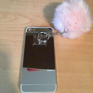Mirror Fury Ball Phone Case