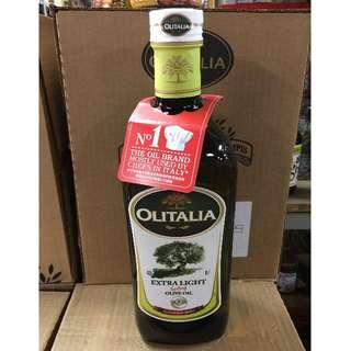義大利原裝進口 Olitalia 奧利塔精緻橄欖油 1L