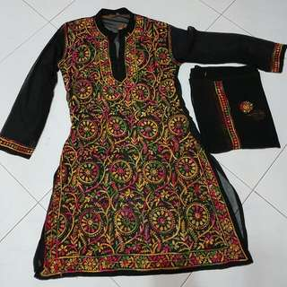 Embroidary Indian Top