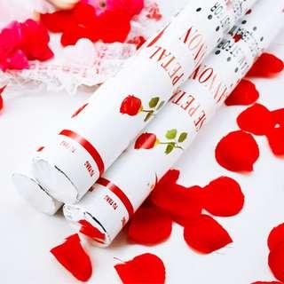 I Do Wedding Confetti Popper