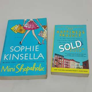 MINI SHOPAHOLIC SOPHIA KINSELLA - Novel Buku