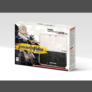 Fire Emblem Limited Edition 3DS XL